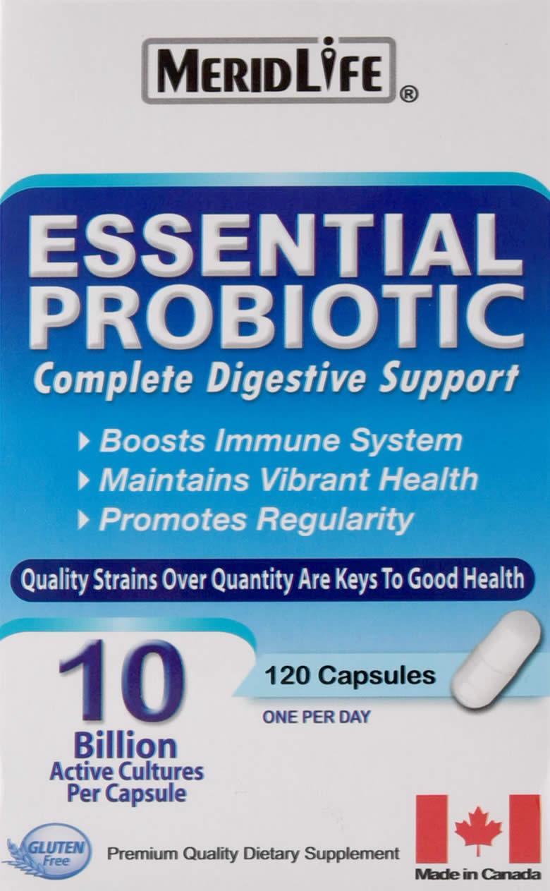 Probiotics Supplement Facts